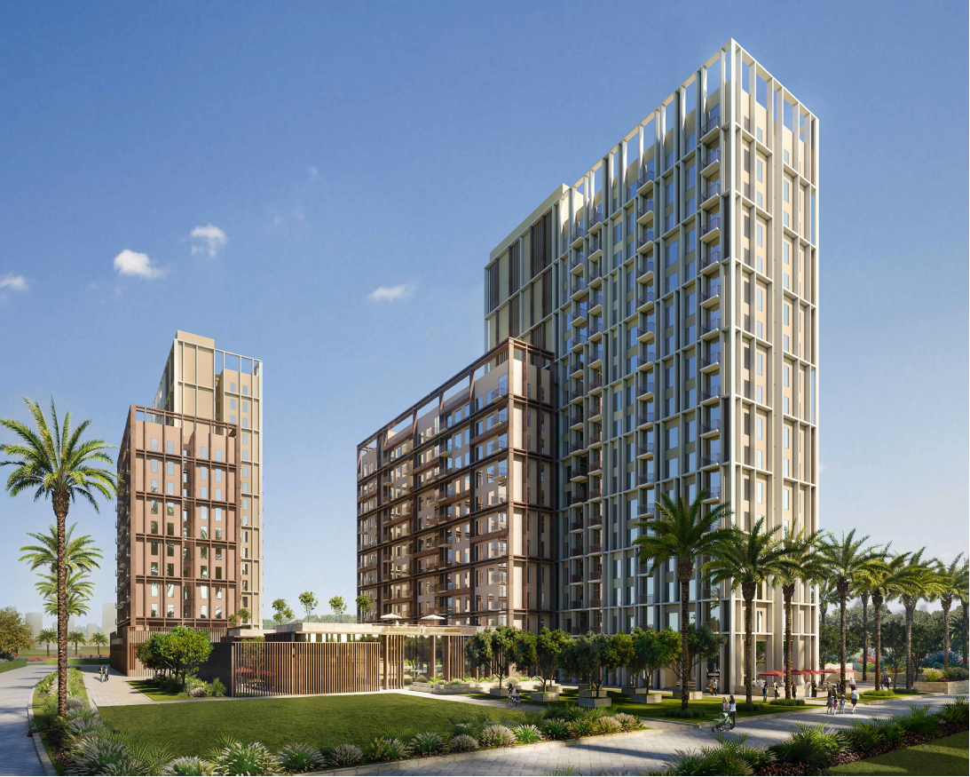 o Collective Residential Tower at Plot DHE (20.0004) Dubai Hills-UAE
